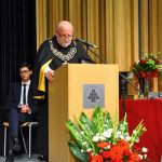 Rektor prof. Adam Myjak