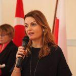 Dziekan Wydziału Sztuk Pięknych Uniwersytetu Hacettepe, prof. dr. Meltem Yilmaz