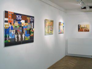 Fragmenty wystawy
