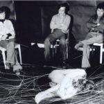 Krzysztof Jung, Przemiana (Wojtkowi Karpińskiemu), 1978, fot.  Archiwum K. Jung, Archiwum Repassage, Muzeum Akademii Sztuk Pięknych w Warszawie