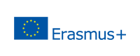 Logo Erasmus+ - link do serwisu