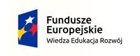 Logo Fundusze Europejskie - przekierowanie do serwisu Programu wiedza nauka rozwój