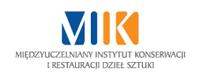 Logo Międzyuczelniany Instytut Konserwacji i Restauracji Dzieł Sztuki - przekirowanie do serwisu internetowego Instytutu