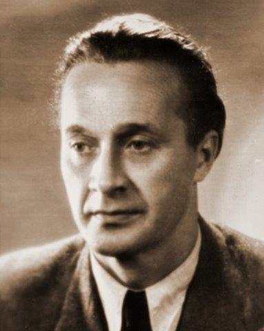 Prof. Marian Wnuk - fotografia autorstwa Marii Niezabitowskiej-Łucyk
