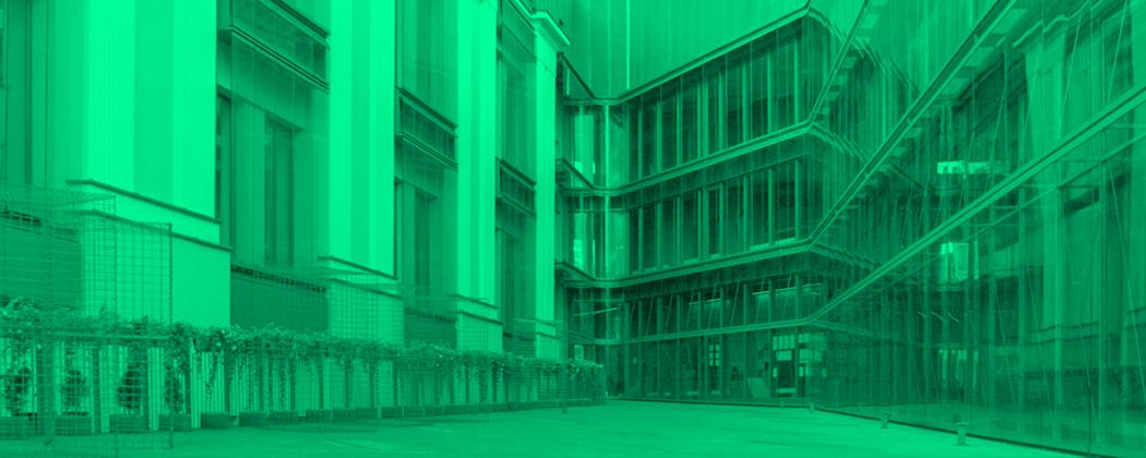 Grafika - Wybrzeże Kościuszkowskie - dziedziniec