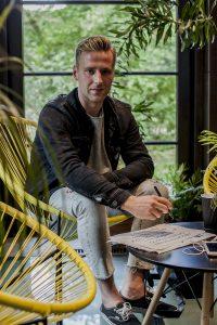 Mateusz Machalski, autor zdjęcia: Paweł Starzec