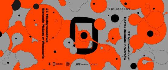 Grafika 27. Międzynarodowe Biennale Plakatu w Warszawie