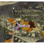 Grzegorz Kozera - Widzenie powtorne [Brazylia Ouro Preto], 2019, kolaz papier, 14x20cm_fot.Adam Gut
