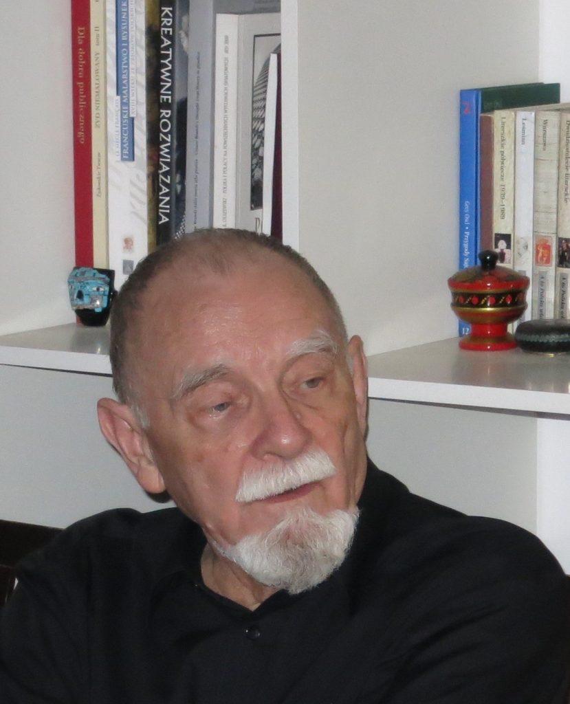 Zdjęcie profesora Wojciecha Kurpika zrodzinnego archiwum. autorka zdjęcia: Maria Magdalena Kurpik.