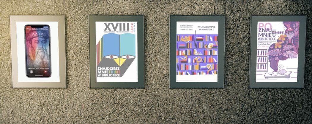 Zdjęcie główne: Zwycięski projekt Katarzyny Stanny oraz wyróżnione prace. fot.: materiały organizatora konkursu