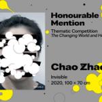 """27. MBP wWarszawie, KONKURS TEMATYCZNY, Chao Zhao, Chiny, """"Invisible"""", WYRÓŻNIENIE"""