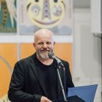 Opening of the 27th International Poster Biennale in Warsaw, 12 June 2021, Academy of Fine Arts in Warsaw / Czapski Palace. photo: Stanisław Loba