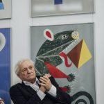 Otwarcie 27. Międzynarodowego Biennale Plakatu wWarszawie 12 czerwca 2021, Akademia Sztuk Pięknych wWarszawie / Pałac Czapskich