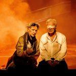 """Spektakl """"Król Lear"""" wreżyserii Wawrzyńca Kostrzewskiego. Kostiumy: mgrAnna Adamek. Scenografia: drMartyna Kander, fot.Krzysztof Bieliński"""
