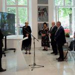 Uroczyste otwarcie przebudowanego Pałacu Czapskich, 11.06.2021, fot.ASP wWarszawie