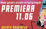 """Studencka Gazeta Artystyczna """"Kolaż"""". Premiera 11.06.2021"""