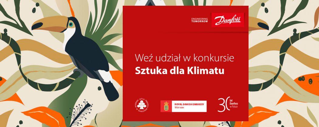 Sztuka dla Klimatu: konkurs dla studentów i studentek III, IV i V roku studiów na ASP w Warszawie