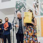 27. MBP wWarszawie: Julia Wakula - srebrny medal wKonkursie Tematycznym, autor zdjęcia Stanisław Loba