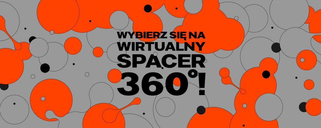 Zaproszenie na spacer wirtualny (27. Międzynarodowe Biennale Plakatu)